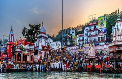 Tours on hills with Holy HARIDWAR